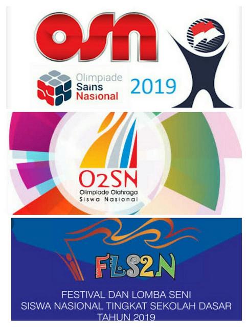 Lomba OSN, FLS2N, dan O2SN